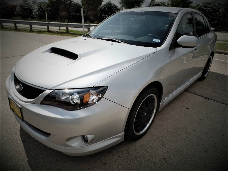 Subaru Impreza Sedan (Natl) 2008 price $9,980