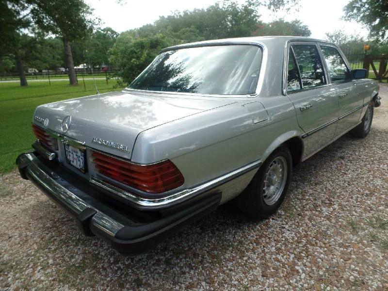 Mercedes-Benz 300SD 1979 price $15,990