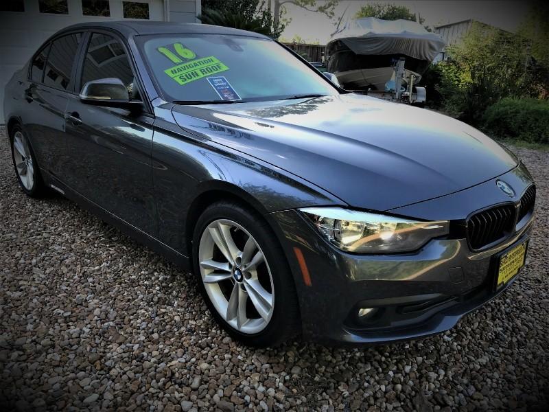 BMW 3-Series 2016 price $17,990