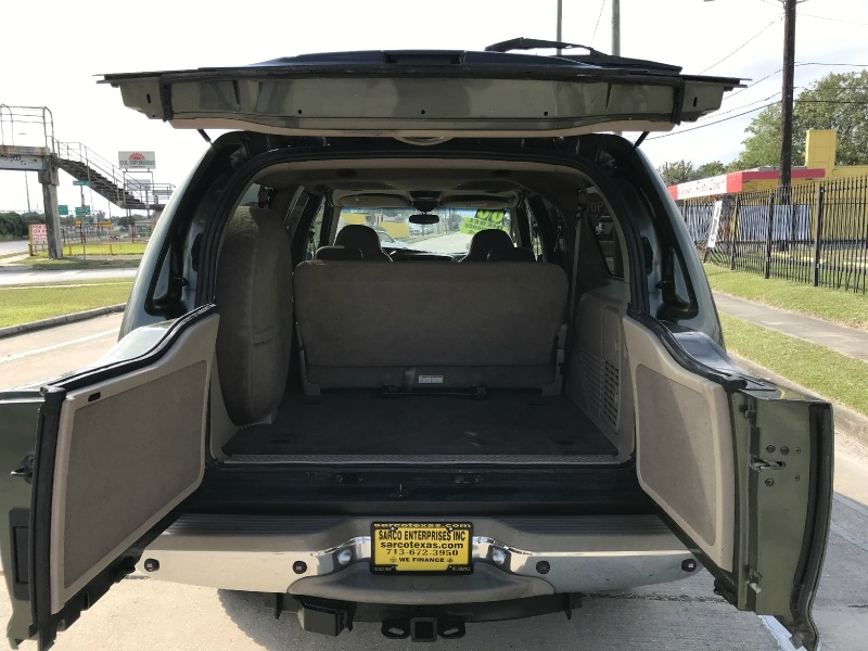 Ford Excursion 2000 price $13,990