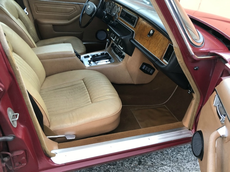 Jaguar XJ6-L 1974 price $12,990