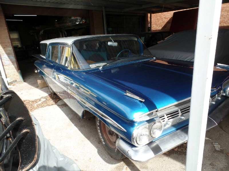 Chevrolet Impala Park Wood 1959 price $24,990