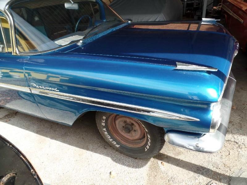 Chevrolet Impala Park Wood 1959 price $19,990