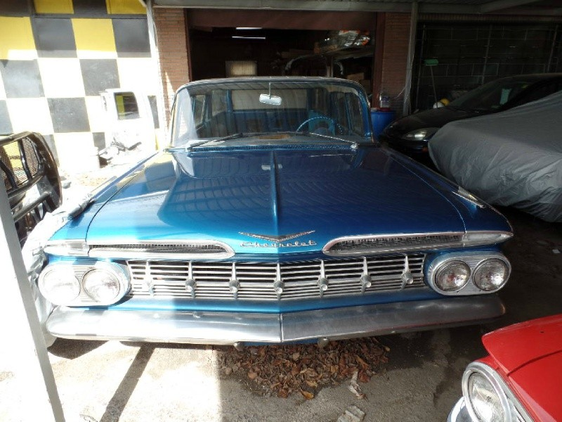 Chevrolet Impala Park Wood 1959 price $19,990