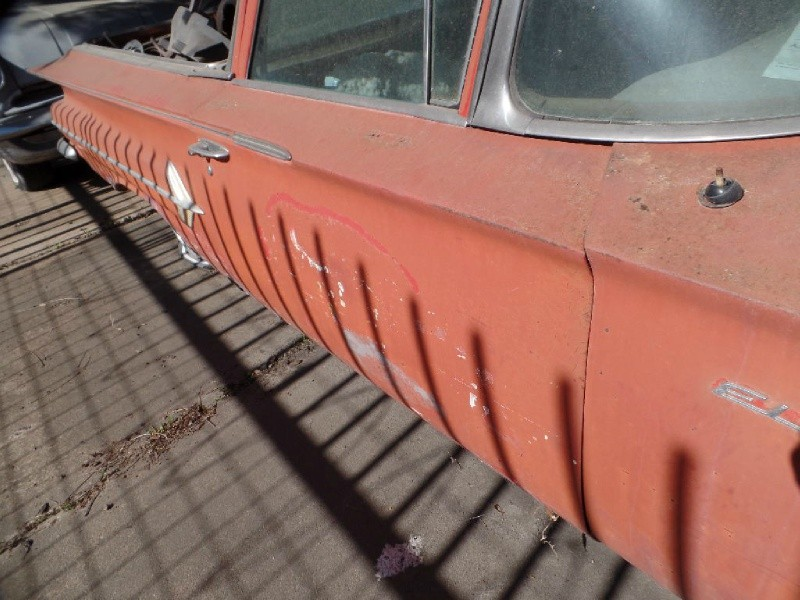 Chevrolet El Camino 1960 price $7,990