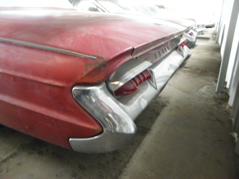 Buick Le Sabre 1961 price $3,990