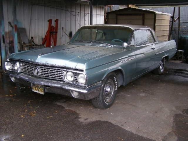 1963 Buick Le Sabre