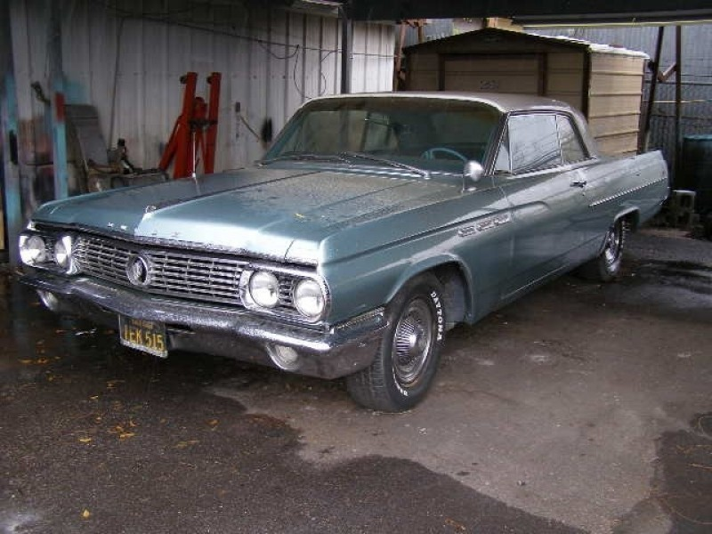 Buick Le Sabre 1963 price $18,990