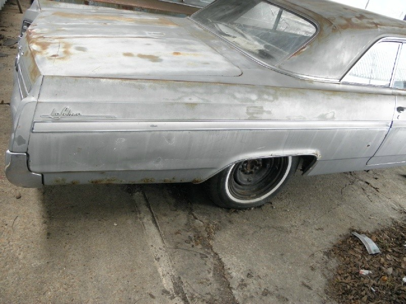 Buick Le Sabre 1964 price $8,990