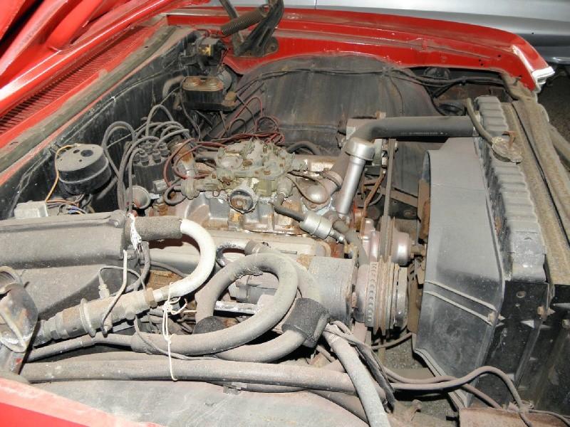Chevrolet Impala 1967 price $29,989
