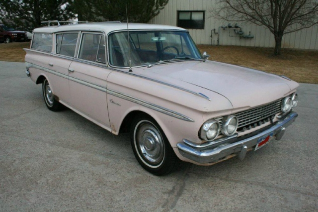 1961 AMC rambler custom
