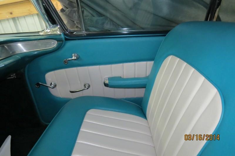 Chevrolet impala bubble top 1958 price $45,500