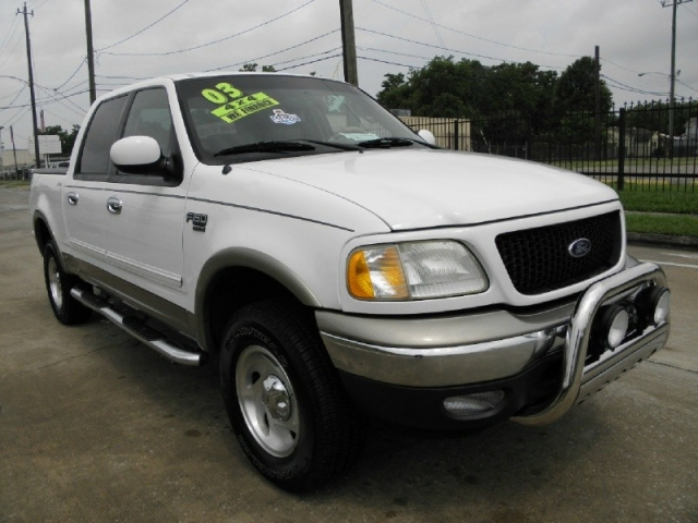 """2003 ford f-150 supercrew 139"""" lariat 4wd - inventory   sarco"""