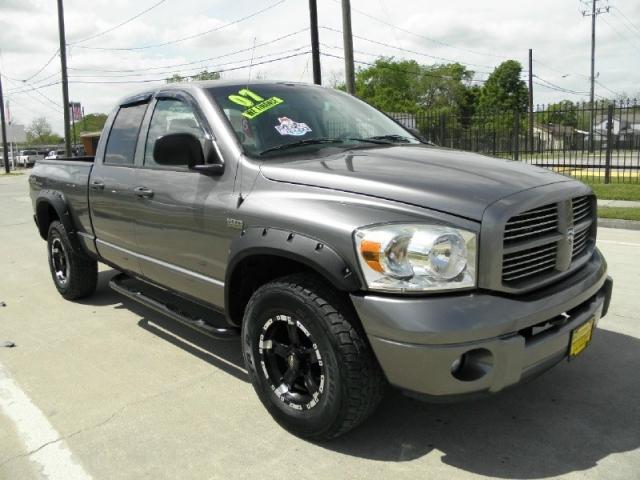 "Dodge Dealership In Houston >> 2007 Dodge Ram 1500 4WD Quad Cab 140.5"" SLT - Inventory | sarco enterprise inc | Auto dealership ..."