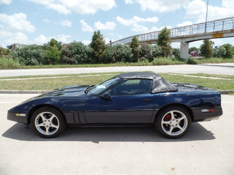 Chevrolet Corvette 1989 price $6,998
