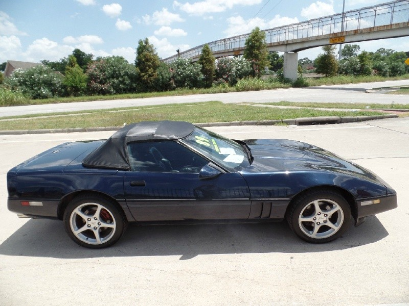 Chevrolet Corvette 1989 price $6,990