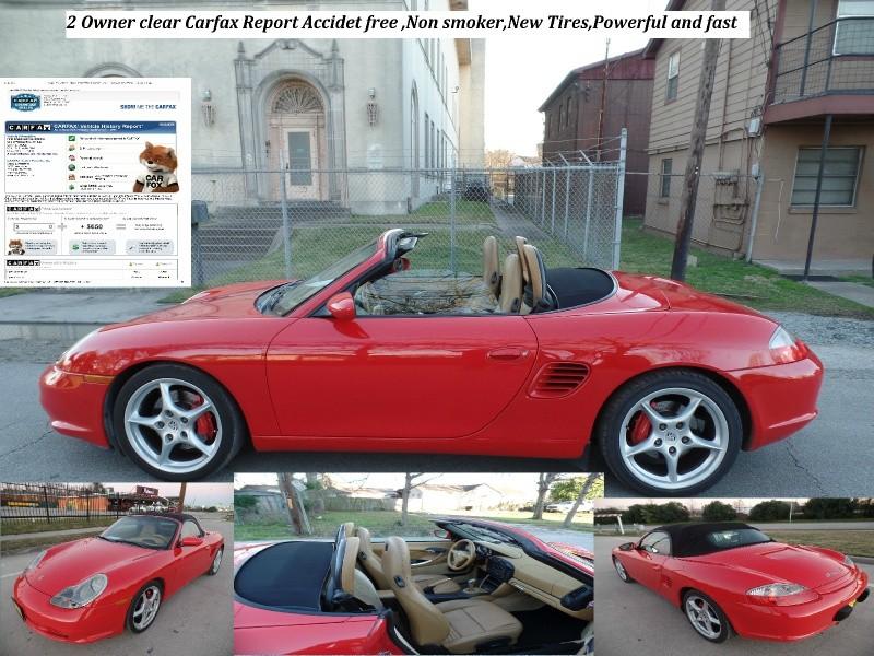 Porsche Boxster 2003 price $12,998