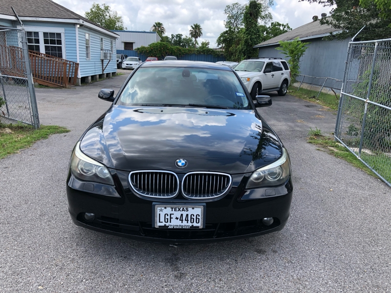 BMW 5 Series 2007 price $5,500