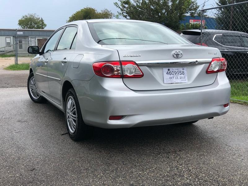 Toyota Corolla 2013 price $6,900