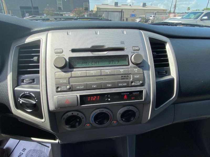 Toyota Tacoma 2011 price $15,239