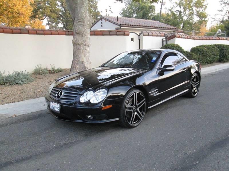 Mercedes-Benz SL-Class 2003 price $9,980