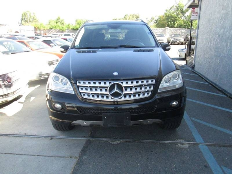 Mercedes-Benz M-Class 2008 price $7,980