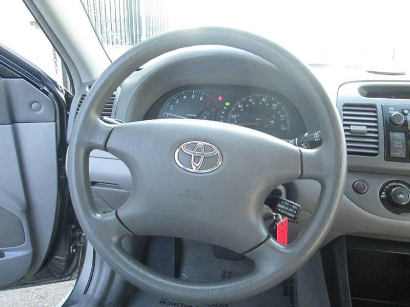 Toyota Camry 2003 price $4,980