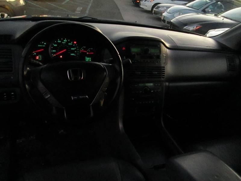 Honda Pilot 2005 price $6,908