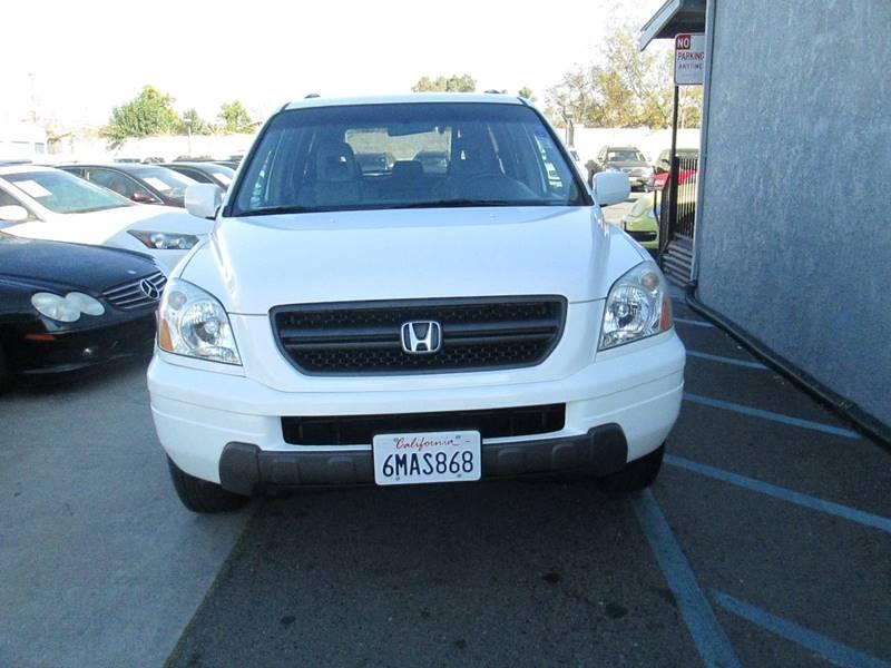 Honda Pilot 2004 price $6,980