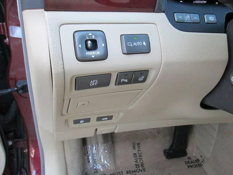 Lexus LS 460 2007 price $11,380