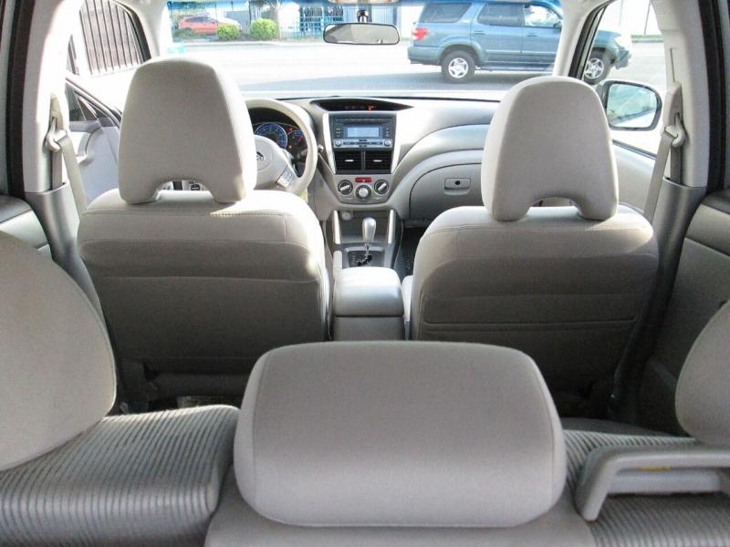 Subaru Forester 2009 price $9,980