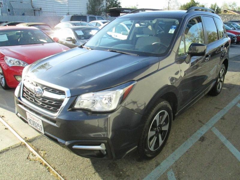 Subaru Forester 2018 price $14,980