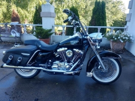 HARLEY ROAD KING 2006