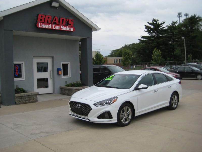 Hyundai Sonata 2018 price $19,300
