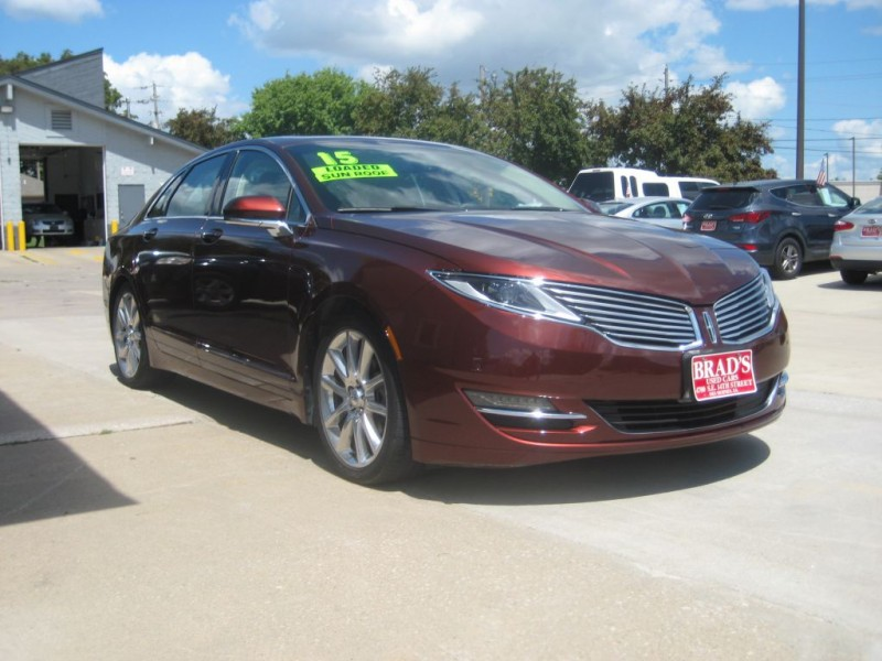 Lincoln MKZ 2015 price $18,850