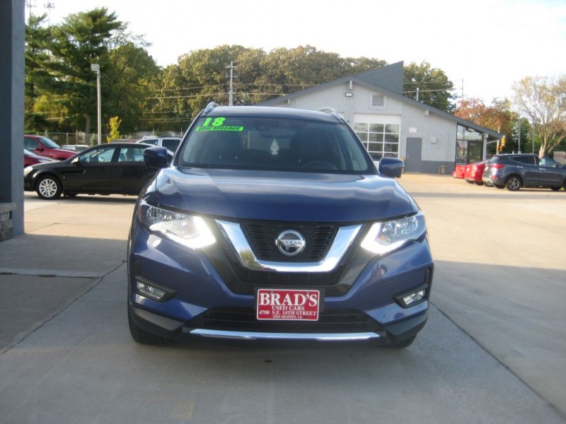 Nissan ROGUE 2018 price $21,500