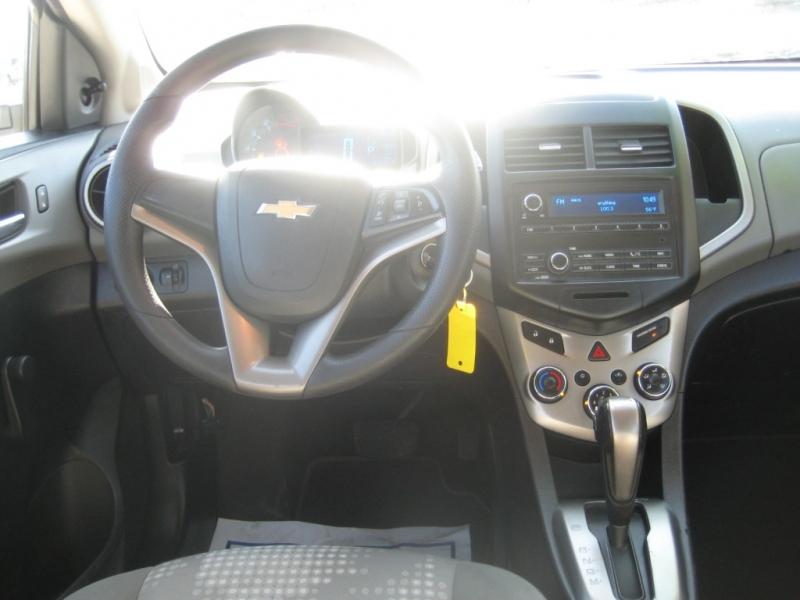 Chevrolet Sonic 2014 price $6,100
