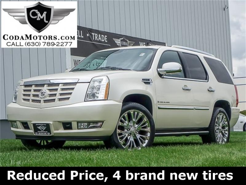 Cadillac Escalade 2008 price $8,980