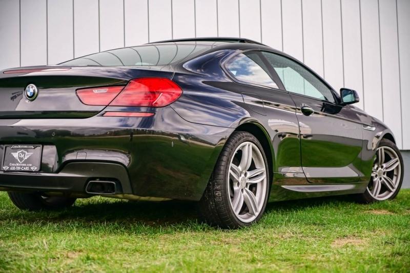 BMW 6 Series 2014 price $19,980