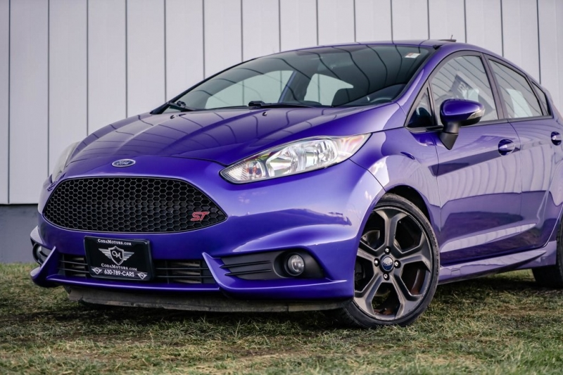 Ford Fiesta 2014 price $10,480