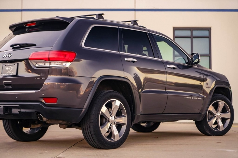 Jeep Grand Cherokee 2015 price $19,980