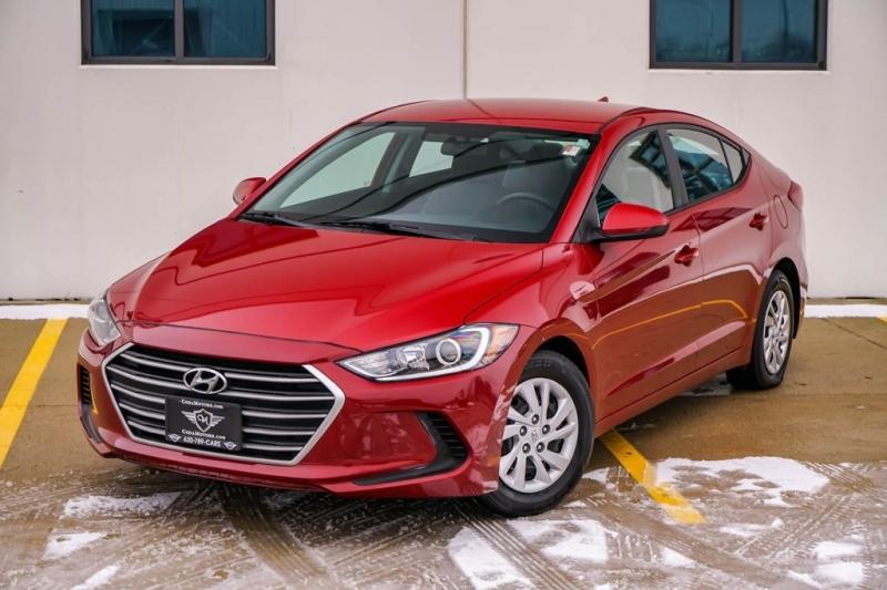 Hyundai Elantra 2017 price $10,490