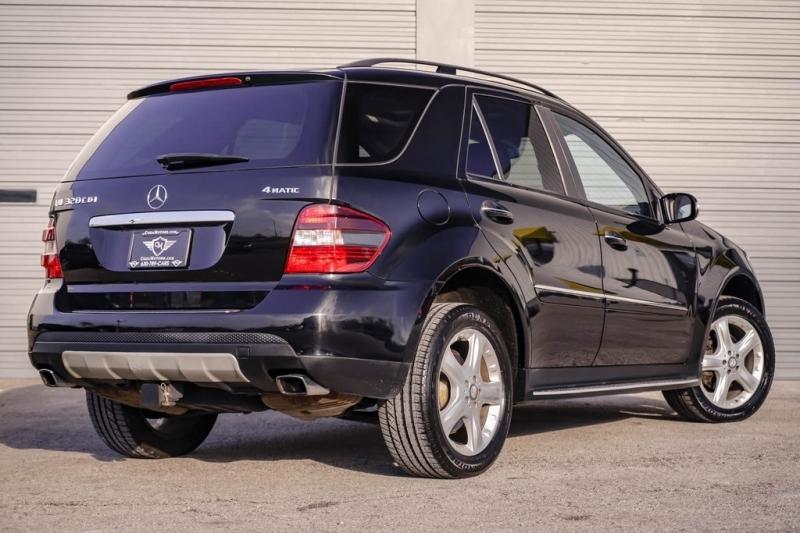 Mercedes-Benz M-Class 2008 price $9,980