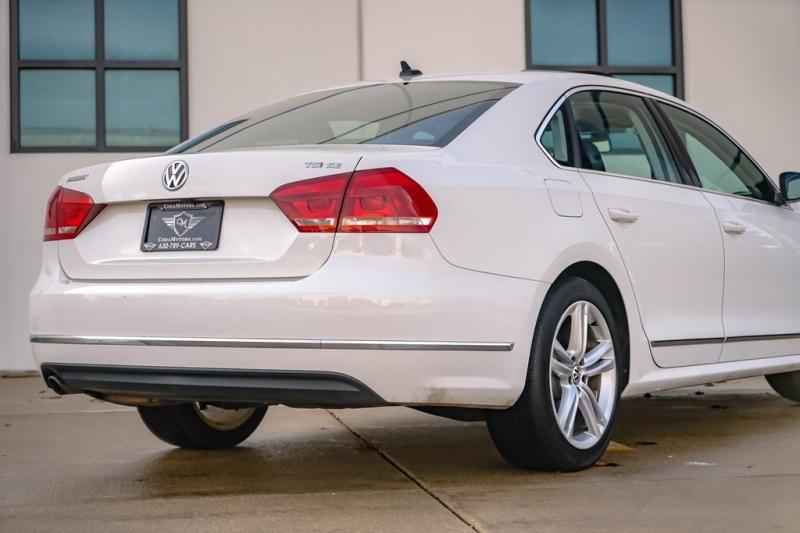 Volkswagen Passat 2015 price $12,980