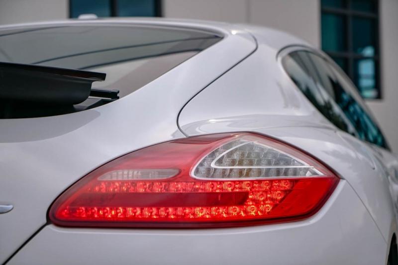 Porsche Panamera 2012 price $0