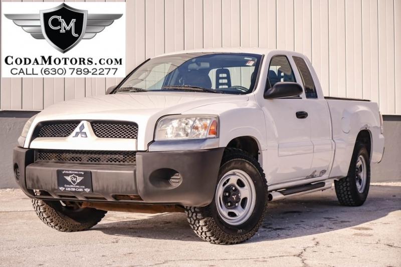 Mitsubishi Raider 2008 price $3,480