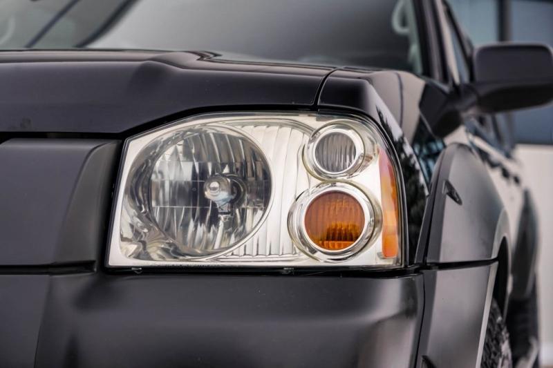 Nissan Frontier 2002 price $7,880