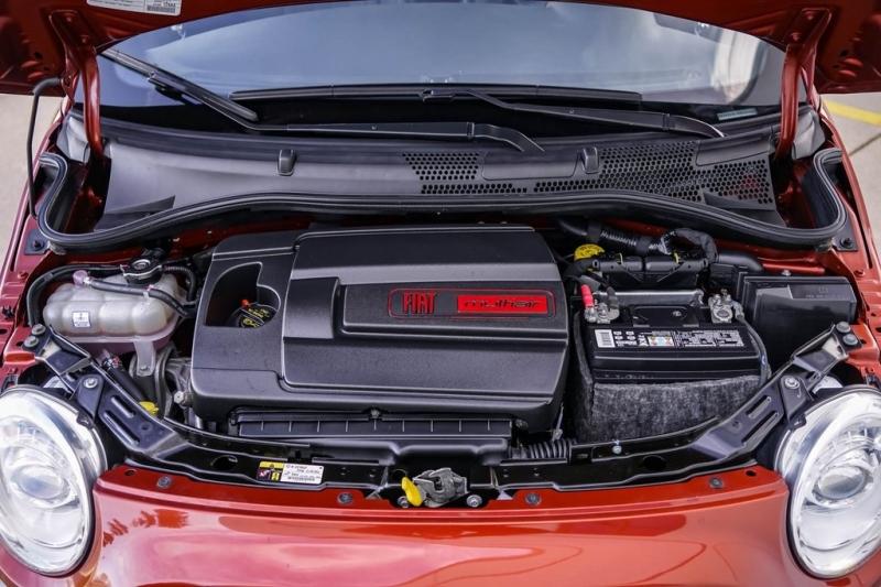Fiat 500 2015 price $7,980
