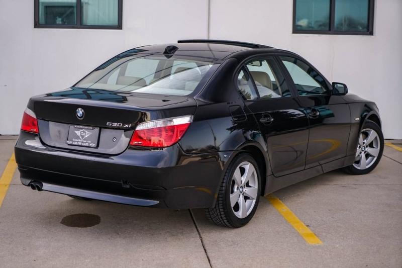 BMW 5 Series 2007 price $7,490