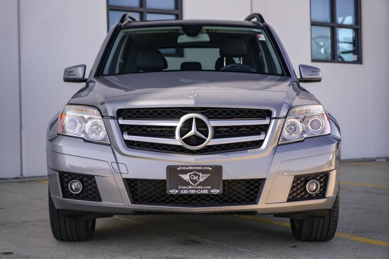 Mercedes-Benz GLK 2011 price $9,980